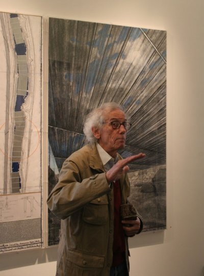 Christo Javacheff - photo de Patrick H. Reynolds