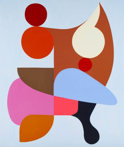 Stephen Ormandy Designer Chair 200x168cm oil