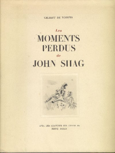 Les Moments Perdus de John Shag