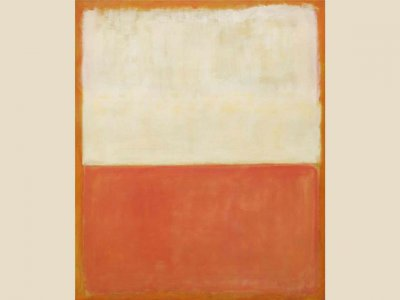 Mark Rothko, Untitled, 1955. Oil on canvas. National Gallery of Art, Washington, Collection of Mrs. Paul Mellon, in Honor of the 50th Anniversary of the National Gallery of Art. © 1998 Kate Rothko Prizel & Christopher Rothko/Artists Rights Society (ARS), New York.