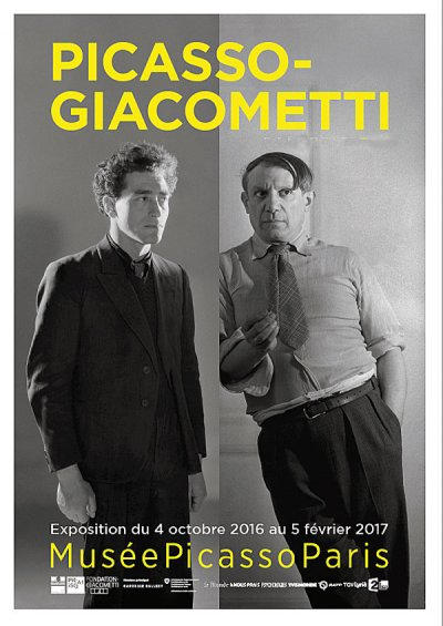 Exposition Picasso Giacometti Musée Picasso Paris