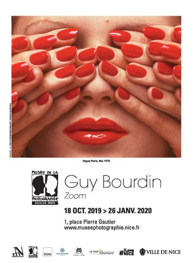 Guy Bourdin Vogue Paris, Mai 1970 © The Guy Bourdin Estate 2019 Courtesy Art and Commerce