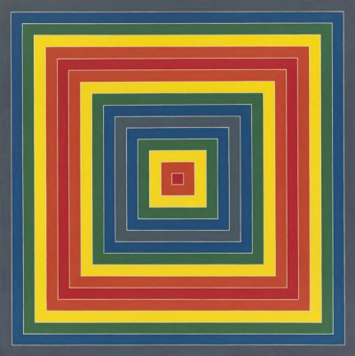 Frank Stella  Gran Cairo, 1962  Alkyd on canvas  85 9/16 × 85 9/16 in. (217.3 × 217.3 cm)  Purchase, with funds from the Friends of the Whitney  Museum of American Art  63.34