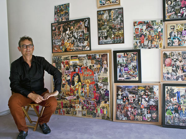 Art contemporain - Benoît Gilmas