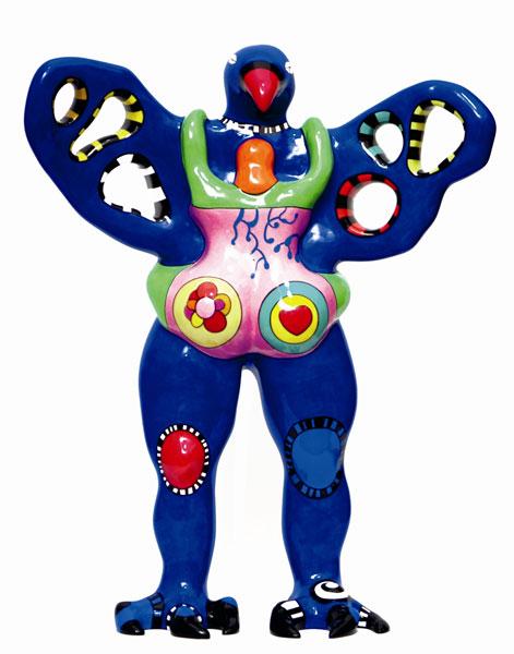 Niki De Saint Phalle Galerie Guy Pieters