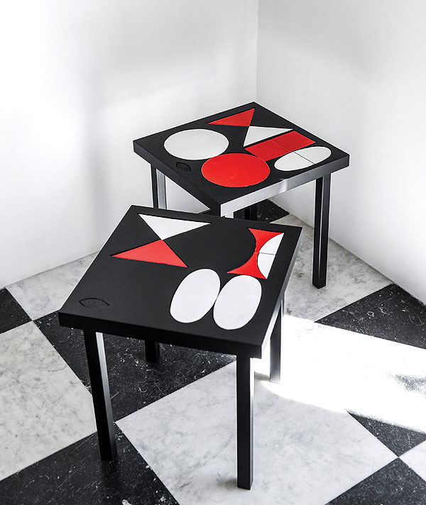 julien capron chez ligne roset r aumur. Black Bedroom Furniture Sets. Home Design Ideas