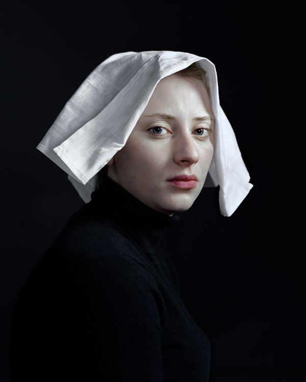 Napkin, 2009, 62,5 x 50 cm, raw/color negative 4/5 inch - ultrachrome, edition of 5 + 2 AP, available AP 1 © Hendrik Kerstens