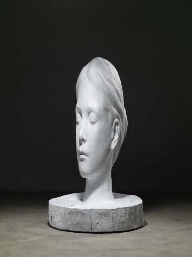 Jaume Plensa White Forest (Laura)