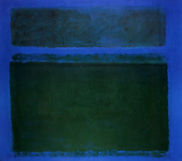 Mark Rothko, No. 15, 1957. Oil on canvas, 261.6 x 295.9 cm. Private collection, New York. © 1998 Kate Rothko Prizel & Christopher  Rothko  ARS,  NY  and  DACS, London.