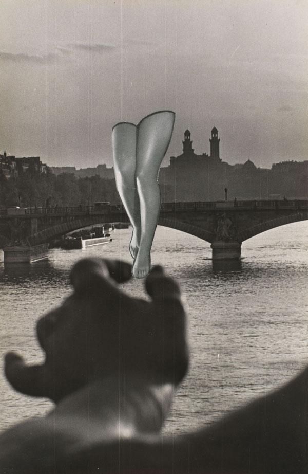 Dora Maar, 1907-1997 Untitled 1935Photomontage 232 x 150 mm  Photo © Centre Pompidou, MNAM-CCI /  P. Migeat / Dist. RMN-GP© ADAGP, Paris and DACS, London 2019